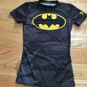 🏈Under Armour Batman Fitted T-shirt🏈